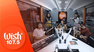 "The Ransom Collective performs ""Traces"" LIVE on Wish 107.5 Bus"