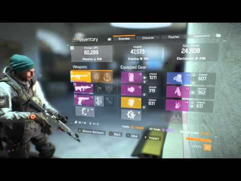 The Division- How to get the Special Gear vendor and Advanced Weapons Vendor!