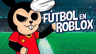 ROBLOX: ¡JUGANDO AL FÚTBOL! - Kick Off | iTownGamePlay