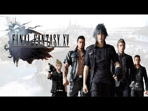 Final Fantasy 15 Playtrough Part 4 Interactive Livestreamer And Chatroom