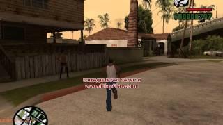 4-ый выпуск обзор модов на-GTA San Andreas- собака