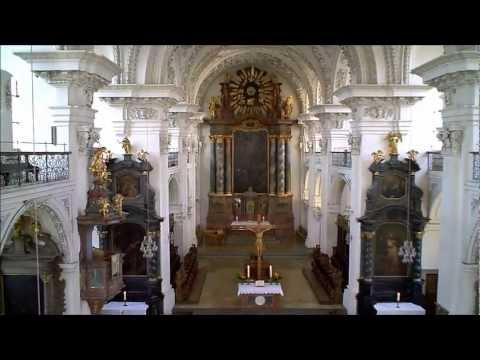 Die Schlosskirche Friedrichshafen
