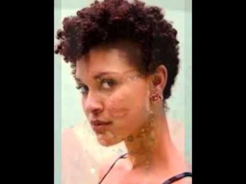 Short Natural Black Hairstyles s
