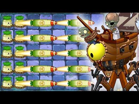 Plants Vs Zombies 2 Los Jefes Finales Mas Resistentes