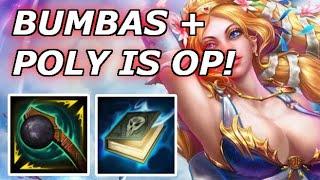 Bumbas Hammer + Polynomicon + Healing = Unkillable - Season 8 Masters Ranked 1v1 Duel - SMITE