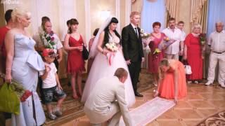 Свадебный фильм Яна и Андрей Гомель