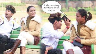 Prank On My Ex-Girlfriend (Gone Emotional 😭 ) | vishal goswami baba