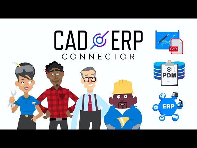 CAD-ERP Connector: Dé verbinding tussen engineering en productie