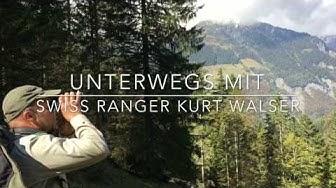 Swiss Ranger Kurt Walser