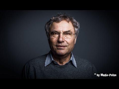 Norbert Langer – Interview mit der Stimme von Tom Selleck, Burt Reynolds, John Nettles.