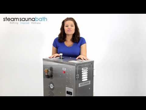 Mr CU500 CU Series - Commercial Steam Bath Generator