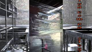 Стеллаж для сушки посуды из нержавейки(Купить стеллаж сушку посуды у производителя с гарантией и доставкой. http://olegiya.com.ua/neitralnoe-oborudovanie/polki-i-ctellazhi-dlya-p..., 2015-02-16T11:30:01.000Z)