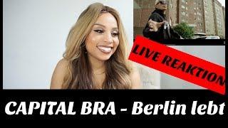 CAPITAL BRA - BERLIN LEBT (PROD.BY THE CRATEZ) live Reaktion