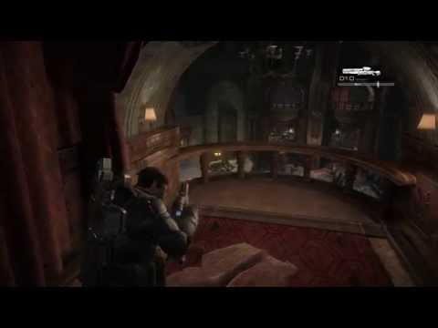 Gears of War Ultimate Edition - Act V Comedy of Errors: Theater Split Up (Balcony Locust Battle) XB1