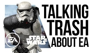 TRASH TALK: EA Cancelled Another Star Wars Game!