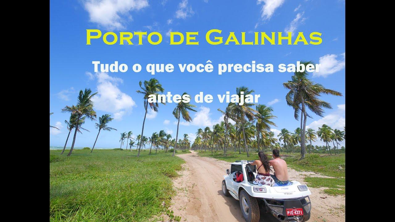 Tudo o que você precisa saber em 1 minuto antes de viajar para o Porto de Galinhas.