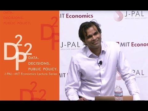 Sendhil Mullainathan: The Psychological Lives of the Poor