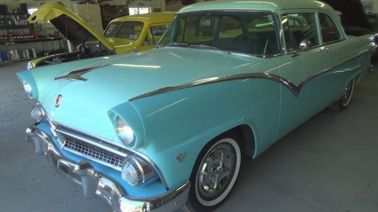 A visit to Snow\'s Classic Cars in Owatonna, MN pt 1 - YouTube