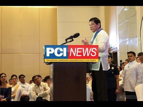 Aguirre Says Duterte Won't Declare MARTIAL LAW