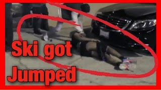 Gambar cover Ski mask the slump god got jumped by rob stones crew