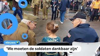 Kinderen vieren bevrijding van eerste plek in Nederland