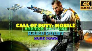 Call of Duty: Mobile - Hard Point - Nuke Town - Caught Me If You Can -