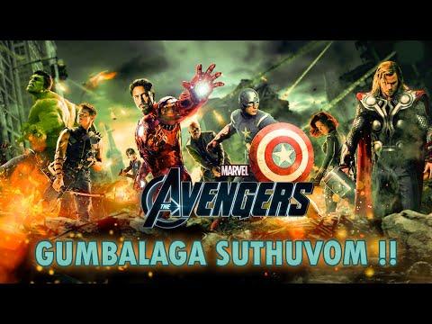 Gumbalaga Suthuvom The Avengers Parody Version
