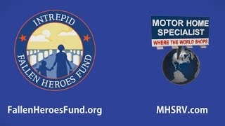 Intrepid Fallen Heroes Fund Sales Drive at MHSRV