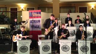 "Yorktown High School Jazz Ensemble ""Oop Bop Sh"