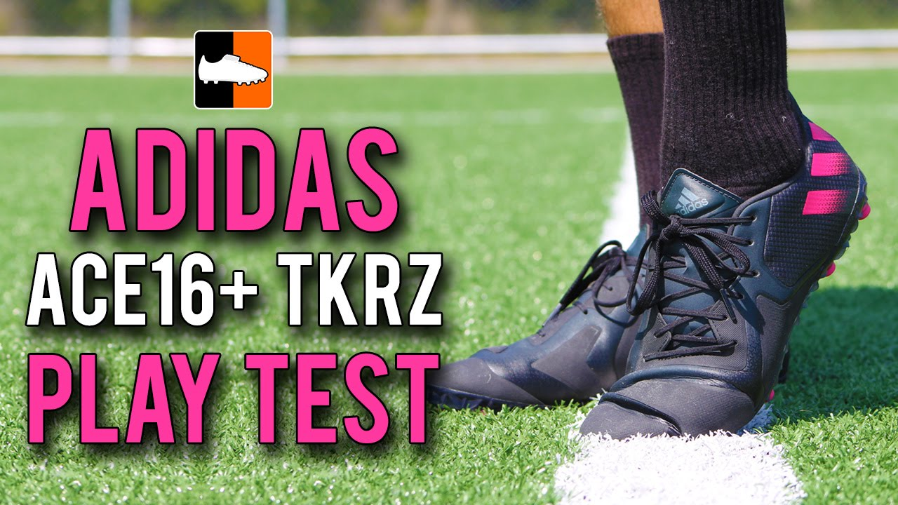 meet c1699 d73d6 adidas ACE16+ TKRZ Review Feat. Extreme Tekkers - YouTube