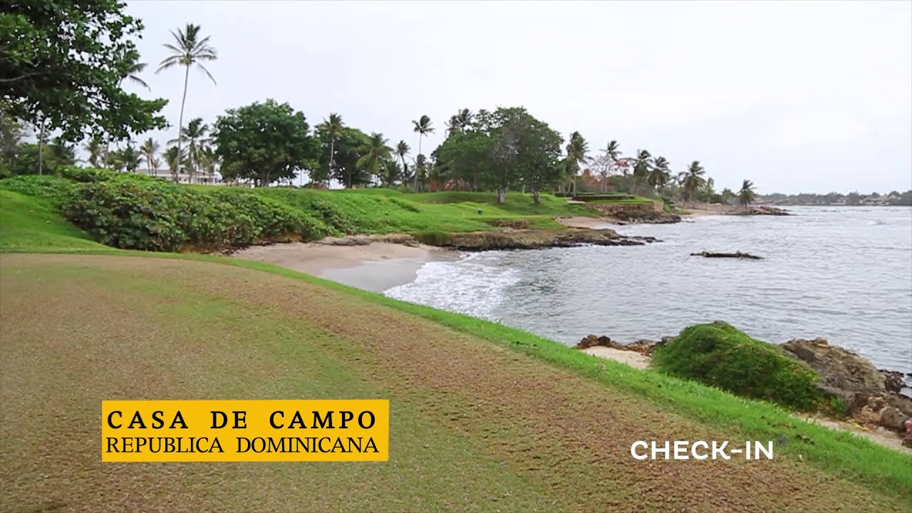 Golf casa de campo republica dominicana youtube for Casa de campo republica dominicana