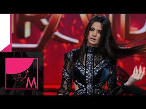 Milica Pavlovic - Hej zeno - Stage Performance - (TV Prva 23.12.2018.)