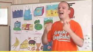 詳しくは:http://genkienglish.net/songsj.htm.