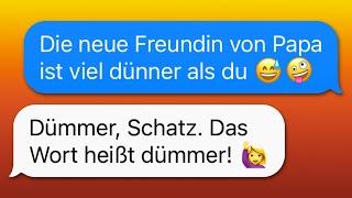 40 WhatsApp CHATS zwischen ELTERN und KINDERN! thumbnail
