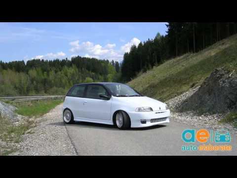 Fiat Punto 2 German Style Tuning