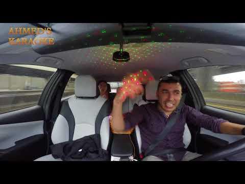 Ahmed Uber Karaoke -Usher Yeah and Lil Jon Get low