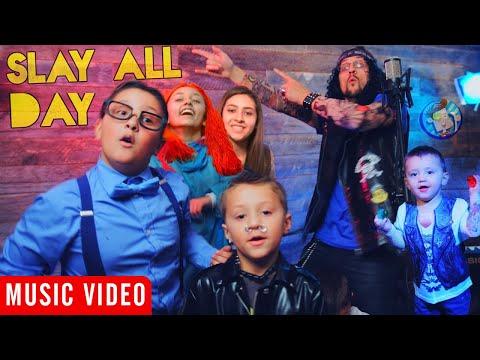 FUNnel V Fam ♫ SLAY ALL DAY Official Music Video