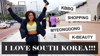 Seoul Vlog (ft. Nike Joyride's first ever launch!) | Laureen Uy