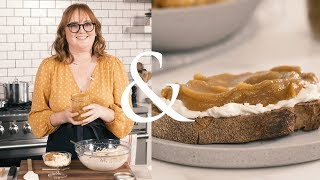 Kelsey Youngman Makes Perfect Pumpkin Butter | F&W Cooks