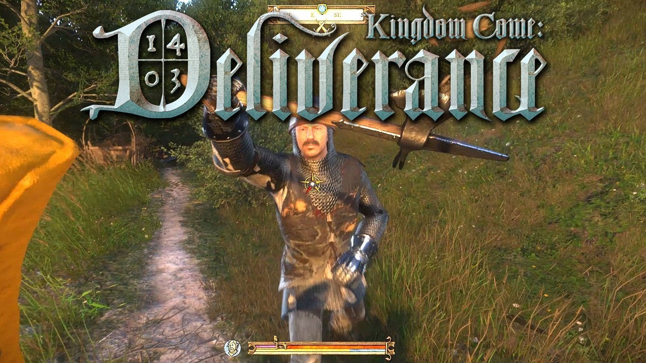 kingdom come deliverance bandit camps