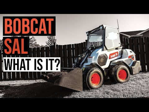 Bobcat's New Machine Type Is The Small Articulated Loader