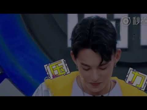 Dylan Wang Gets Angry On A Reality Show