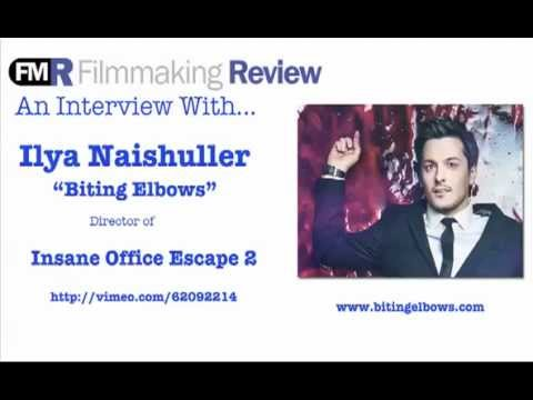 Biting Elbows - Insane Office Escape 2 Exclusive Interview
