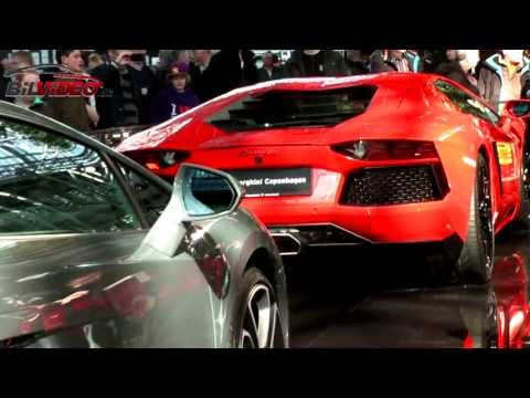 Lamborghini Ferrari Cars in Bella 2013 (Biler i Bella 2013)