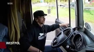 WDR Westpol - Das Elend auf der Autobahn
