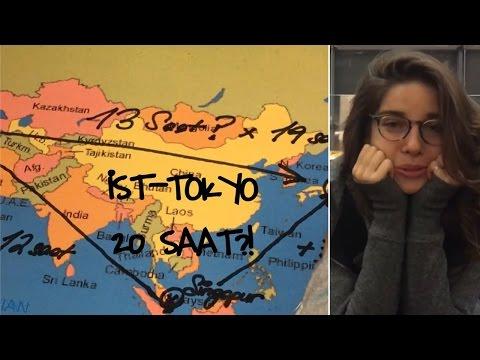 İstanbul-Tokyo | Havada 20 saat kalmayı nasıl başardık?