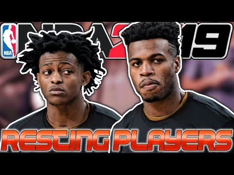 NBA 2k19 MyLEAGUE | Albuquerque Chupacabras #60 | Resting Stars: The Mini-game