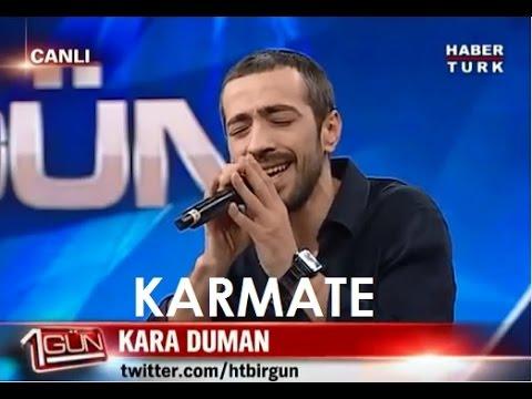 Resul Dindar - Kara Duman (Karmate/Canlı Performans)