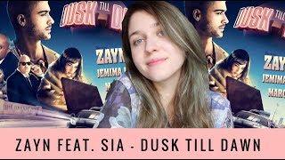 Zayn (feat. Sia) - Dusk Till Dawn | Обзор песни
