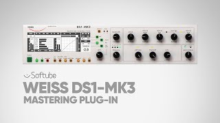 Weiss DS1-MK3 mastering plug-in - Softube